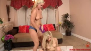Greatest Pee Video Ever Made! With Ashley Fires and Roxy Raye