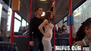 Hot Girl Fucked in the bus public Footage