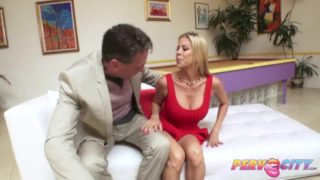 Big Cock Lover Hot Milf Alexis Fawx Squirts PervCity