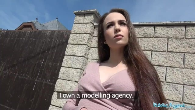 Hot Russian Girl Fucked by Stranger Public Agent
