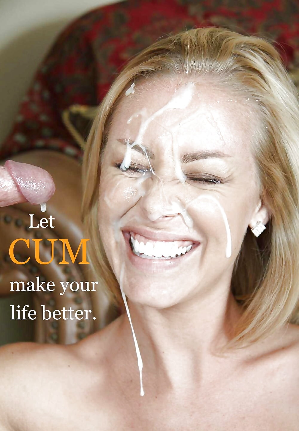 Cumshot On Face