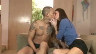 Daughter catches husband fucking her mom Incezt