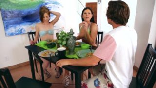 Family Therapy with Stepmom India Summer Incezt