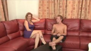 Hot Stepmom Ass fucked on Daughter Taboo