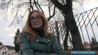 Sexy Student Russian Girl sex in Bushes Public Agent Porn
