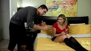 Cory Chase in Brother Blackmail DVD